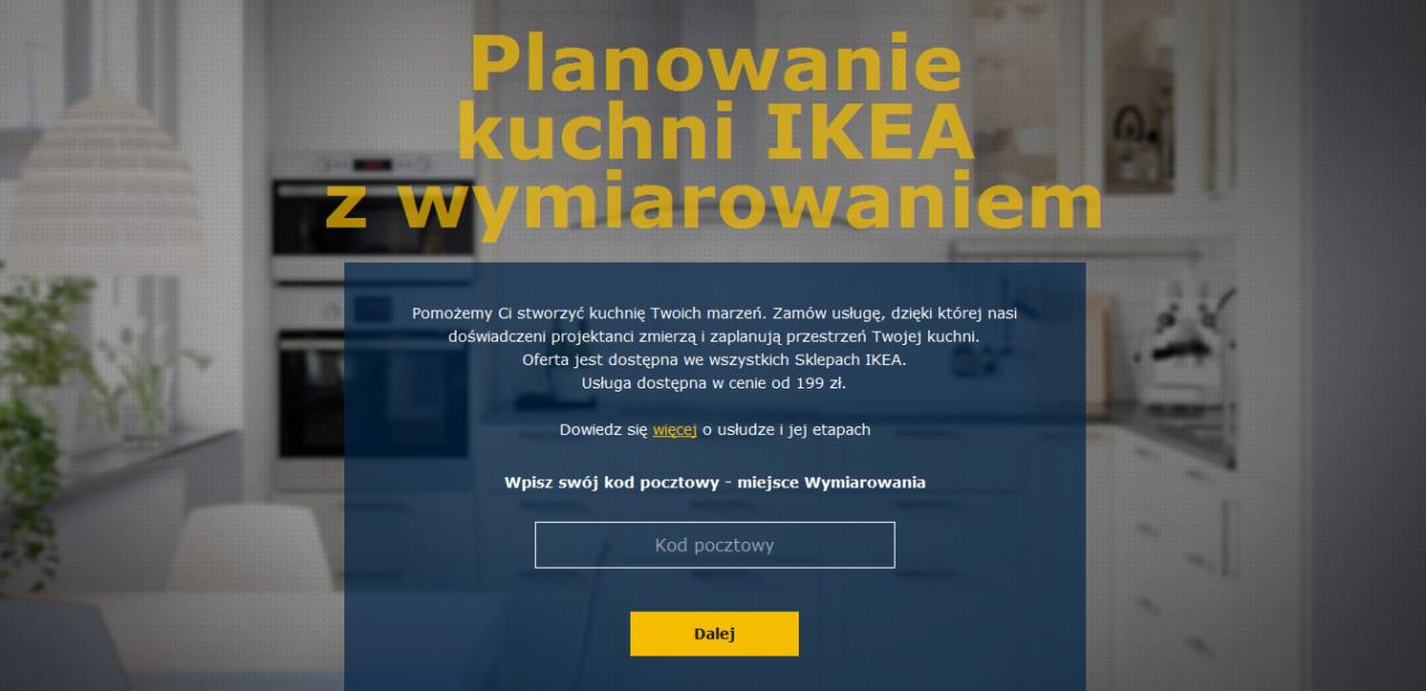 Ikea Kampania Planowanie Kuchni Symulakra